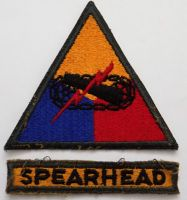 US Nášivka SPEARHEAD 60. léta