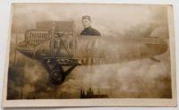 Foto československý voják v ateliéru