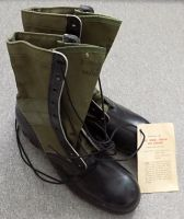 Jungle Boots 10 XN 1969