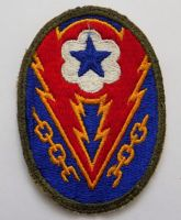 WWII US European Theater Of Operations Advanced Base