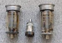 Tři elektronky Wehrmacht
