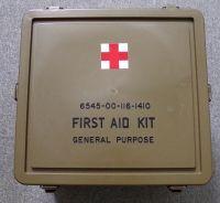 US Army velká lékárnička do techniky