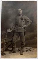Foto Rakousko uherského vojáka