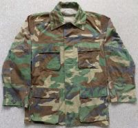 Blůza Woodland USMC Small