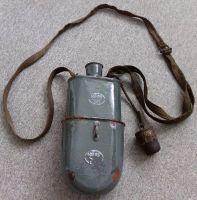 Rakousko Uherská láhev + pítko H&C.A.G 1916