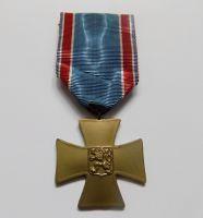 Pamětní medaile ČS dobrovolce z let 1918-19