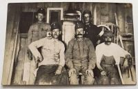 Rakousko uherské skupinové foto