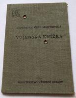 Československá vojenská knížka 1951