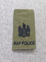 Britská nárameník RAF Police