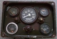 Přístrojová deska Mutt M151A2