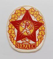 Nášivka Svazarm (Svaz pro spolupráci s armádou)