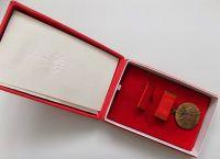 Pamětní medaile k 30. výročí osvobození vlasti