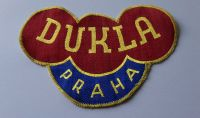 Nášivka Dukla Praha