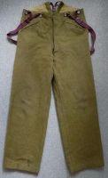 Prvorepublikové vlněné kalhoty
